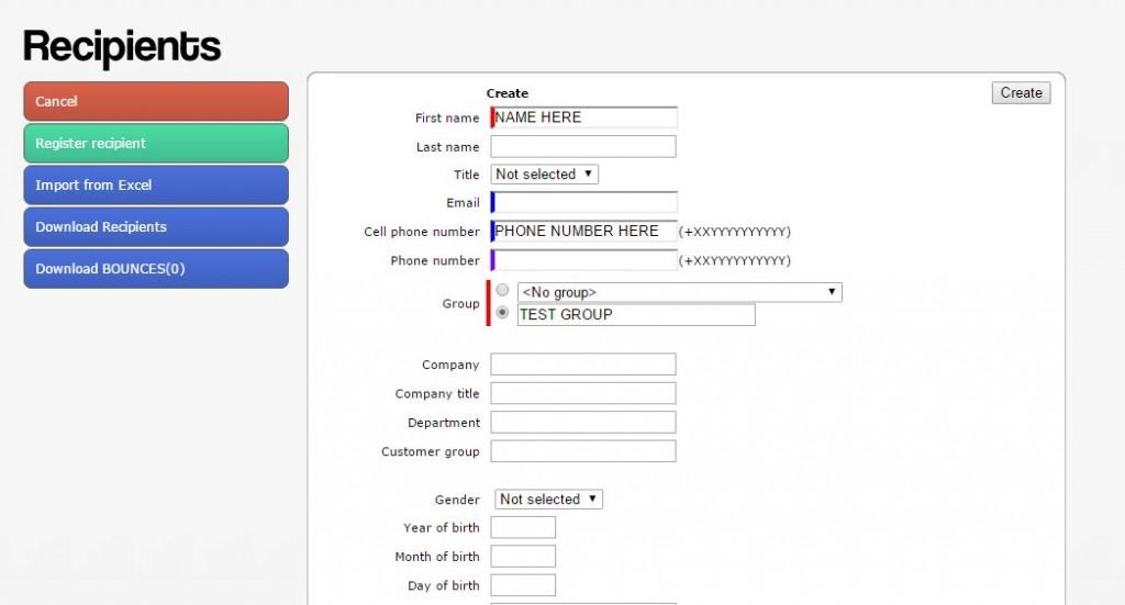 phone-survey-create-recipient